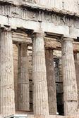 パルテノン神殿からの細部 — ストック写真