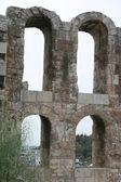 Herodion tiyatro detay — Stok fotoğraf