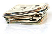 Newspapers — Stockfoto