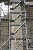 Parthenon obnovení detail — Stock fotografie