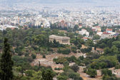 Thission athens greece — Foto de Stock