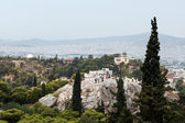View point athens — 图库照片