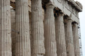 Parthenon greece — Stock Photo