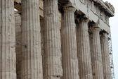 帕台农神庙希腊 — 图库照片