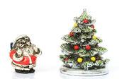 Símbolos de natal — Foto Stock