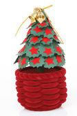 Chrismas tree — Stock Photo