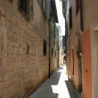 Narrow street — Foto Stock