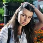 Portrait girl — Stock Photo #2047972