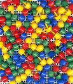 Children mosaic — Stock Photo