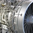 turbo jet engine — Stock Photo #2056099