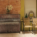 Piano — Stock Photo #2057696