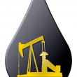 Oil — Stock Photo