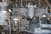 Diesel engine — Stock Photo