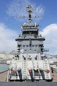巡洋舰 — 图库照片