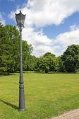 灯柱 — 图库照片