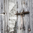 Royalty-Free Stock Photo: Door