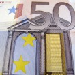 Fifty euro — Stock Photo