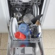 Dishwasher with open hatch — Stock Photo #2047752