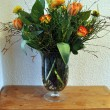 Foto de Stock  : Spring flower bouquet