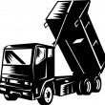 Dump truck — Stock Photo #2061640