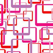 Seamless retro pattern — Stock Vector