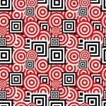 Seamless retro pattern — Stock Vector #2334421