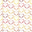 Seamless heart pattern — Stock Vector #2555133