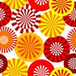 Seamless abstract  pattern - Vettoriali Stock