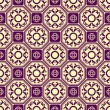 Royalty-Free Stock Vector Image: Seamless ornament tile pattern