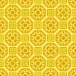 Seamless ornament tile pattern — Stock Vector