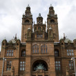 Kelvingrove art gallery and museum Glasg — Stock Photo #2069704
