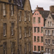 Old Edinburgh - Stock Photo