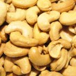 Salted cashews - Stock Photo