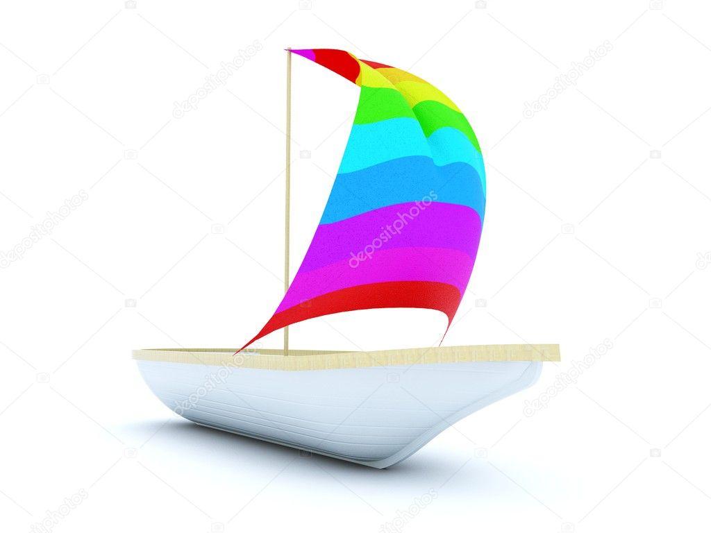 загадка про лодку с веслами