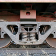 Rail car - Stock Photo