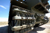 Tank Close Up — Stock Photo