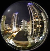 The fish eye view — Stock Photo