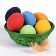 The Easter composition — Stock Photo #2052346