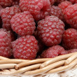 Raspberries — Stock Photo #2422188