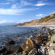 Black Sea coast in Crimea — Stock Photo #2134413