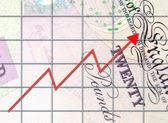 Rising economy — Stock Photo
