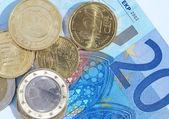 Euro-währung — Stockfoto
