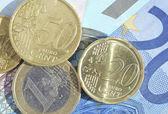 Euro para birimi — Stok fotoğraf