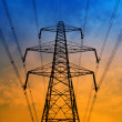 Electricity pylon — Stock Photo #2503470