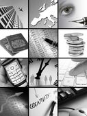 Business concepts — Stock Photo