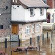 York floods — Stock Photo #2577903