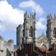 York Minster view — Stock Photo #2577967