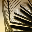 Circular steps - Stock Photo