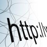 Internet security — Stock Photo