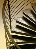 Circular steps — Stock Photo